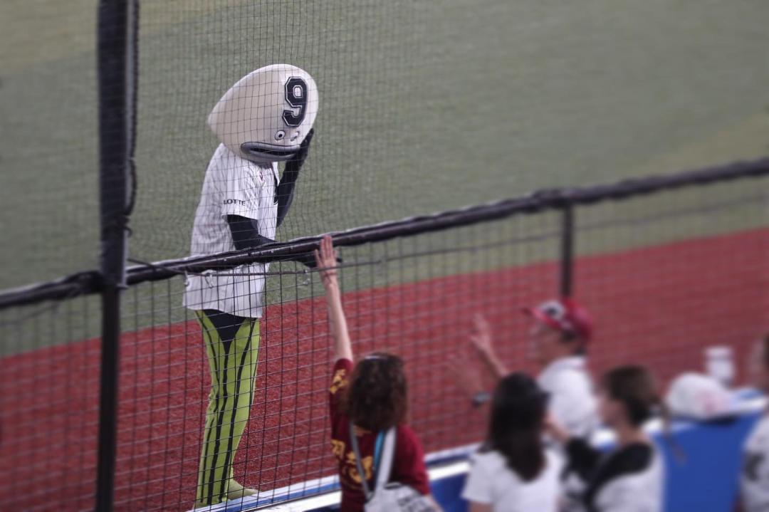 幕張中が熱かった!福浦和也選手の引退イベント - SCRAMBLE ...
